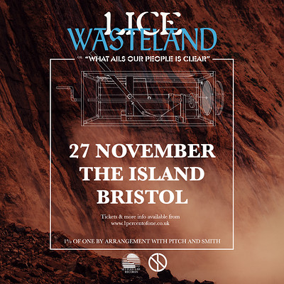 Lice at The Island in Bristol