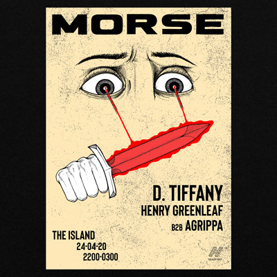Morse: D. Tiffany, Henry Greenleaf B2B Agrippa at The Island in Bristol
