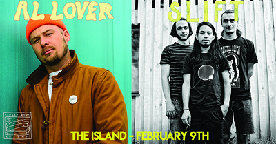 Stolen Body: Al Lover/Slift Co headline show  at The Island in Bristol