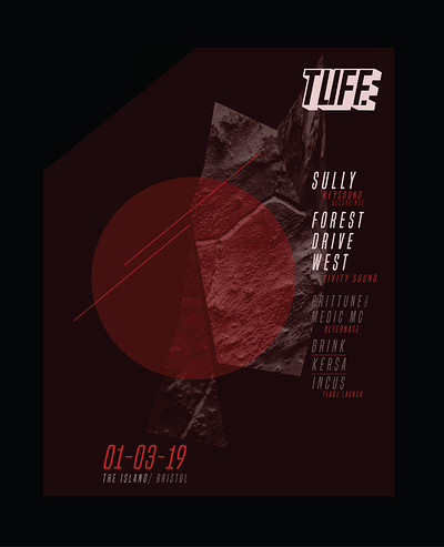 TUFF LIFE 001 x Sully & Forrest Drive West  at The Island in Bristol