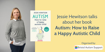 How to Raise a Happy Autistic Child: Author Talk at The Jubilee Centre, Savages Wood Road, Bradley Stoke BS32 8HL in Bristol