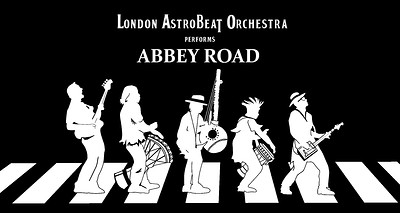 Abbey Road by London Astrobeat Orchestra  at The Lanes in Bristol