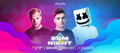 All Night EDM at The Lanes in Bristol