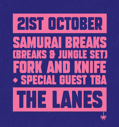 Anaïs & Oppidan Presents at The Lanes in Bristol
