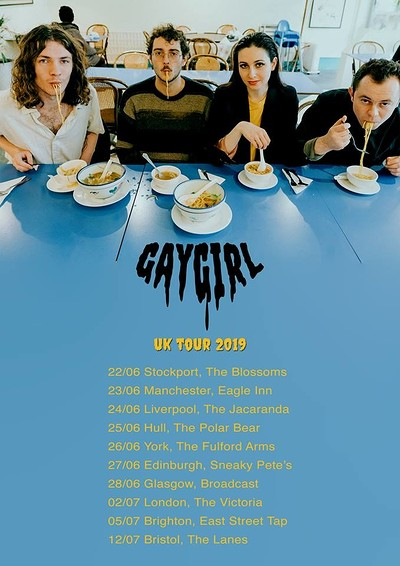 BLG Promotions Present: Gaygirl at The Lanes in Bristol