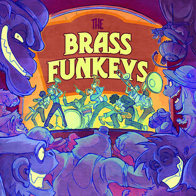BLG Promotions Present: The Brass Funkeys at The Lanes in Bristol