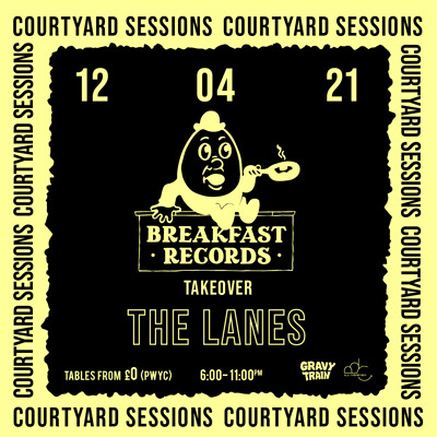 BREAKFAST RECORDS TAKEOVER (DJ Set) at The Lanes in Bristol