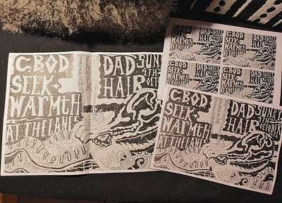 CBOD presents Seek Warmth and Dad Hair at The Lanes in Bristol