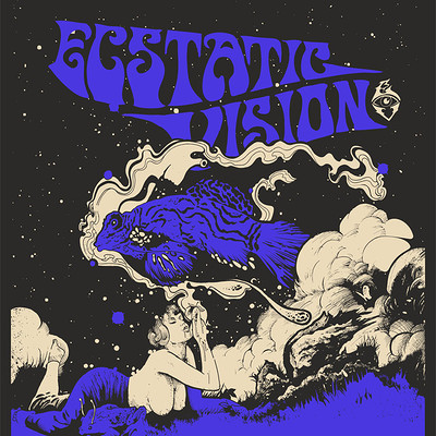 Ecstatic Vision! + 3 supports! at The Lanes in Bristol