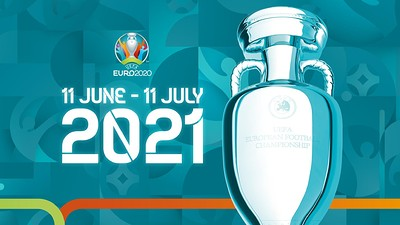 EUROS 2021 - ENGLAND vs UKRAINE at The Lanes in Bristol