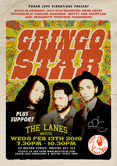 Gringo Star at The Lanes in Bristol
