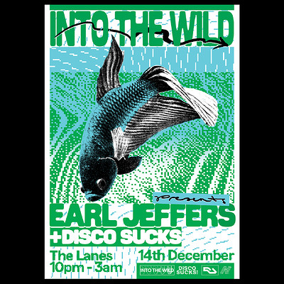 Into The Wild - Launch Party at The Lanes in Bristol