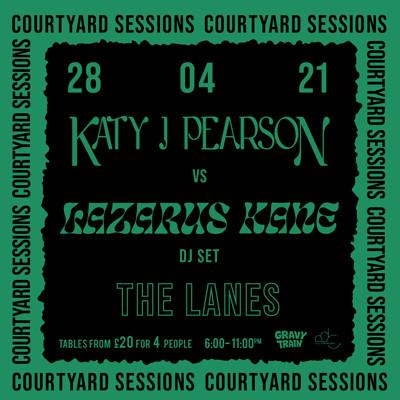 KATY J PEARSON (DJ) vs LAZARUS KANE (DJ) at The Lanes in Bristol