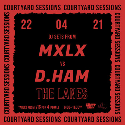 MXLX (DJ) vs D. HAM (DJ) at The Lanes in Bristol
