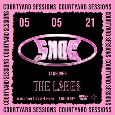 SNOG TAKEOVER (DJ Set) at The Lanes in Bristol