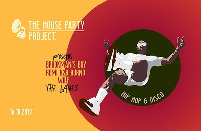 The House Party Project: Hip Hop & Disco at The Lanes in Bristol