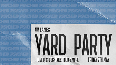 The Lanes Yard Party at The Lanes in Bristol