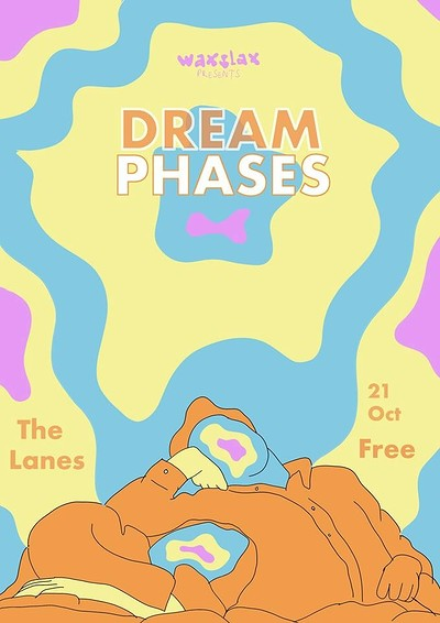 WS / BLG: Dream Phases + guests at The Lanes in Bristol