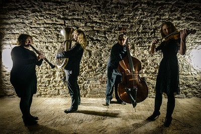 Insight Ensemble presents: Underground Classical at The Loco Klub in Bristol