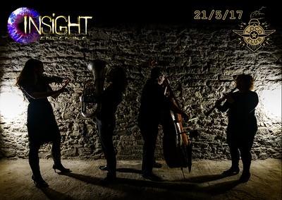 Insight Ensemble presents: Underground Classical at The Loco Klub in Bristol