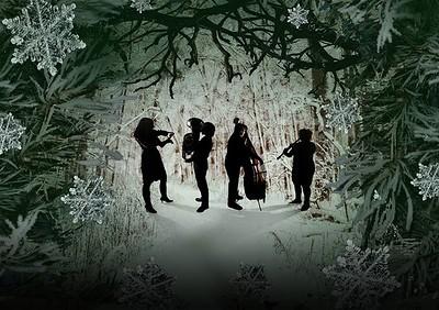Insight Ensemble's Winter Dreams at The Loco Klub in Bristol