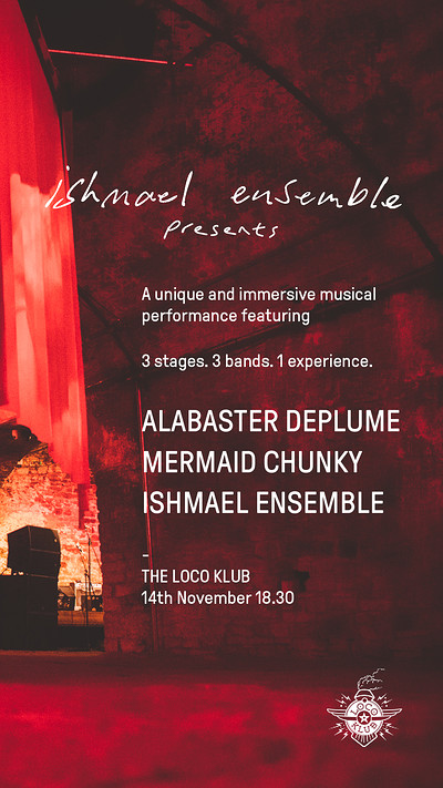 Ishmael Ensemble presents an evening of live music at The Loco Klub in Bristol