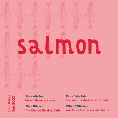 Salmon  at The Loco Klub in Bristol