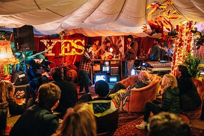 The People's Front Room Take Over at The Loco Klub at The Loco Klub in Bristol
