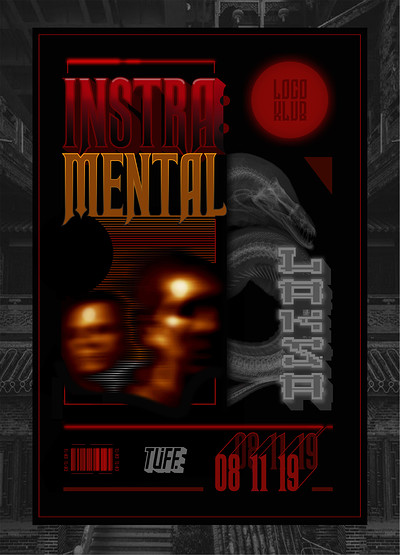 TONIGHT! Tuff Life 003 x Instra:mental & Laksa at The Loco Klub in Bristol
