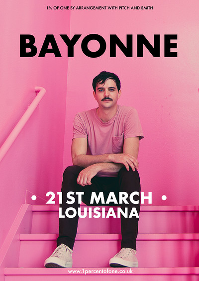 Bayonne at The Louisiana in Bristol