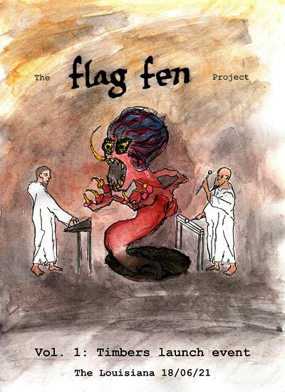 Flag Fen - socially distanced show & livestream at The Louisiana in Bristol