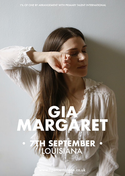 Gia Margaret at The Louisiana in Bristol