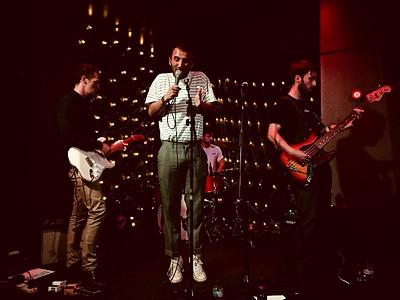 IT: Bravo Sierra, Megs Emrys Band, Jack King & Ben at The Louisiana in Bristol