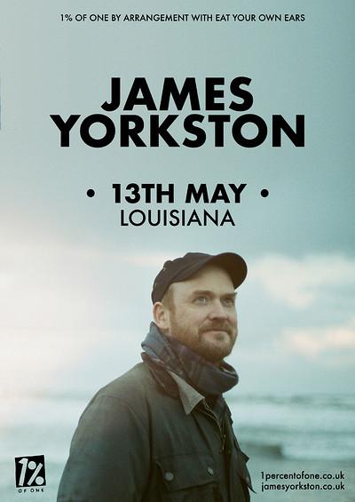 James Yorkston at The Louisiana in Bristol