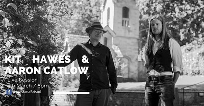 Louisiana Live Session : Kit Hawes & Aaron Catlow at The Louisiana in Bristol