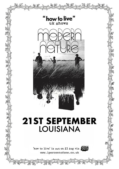 Modern Nature at The Louisiana in Bristol