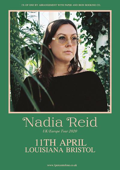 Nadia Reid at The Louisiana in Bristol