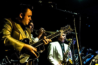 Ruzz Guitar's Blues Revue - The Big Band at The Louisiana in Bristol