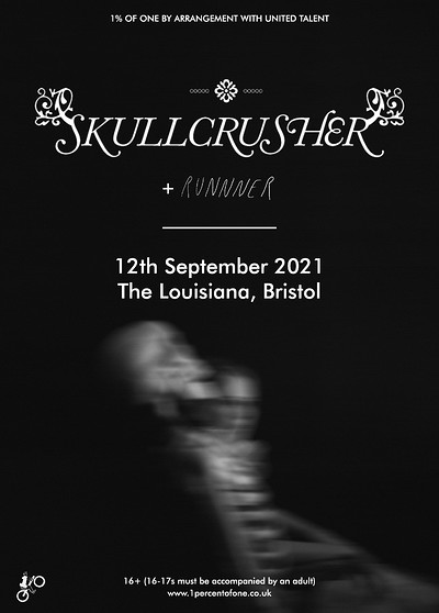 Skullcrusher at The Louisiana in Bristol