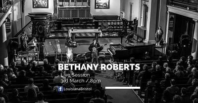 The Louisiana Live Session : Bethany Roberts at The Louisiana in Bristol