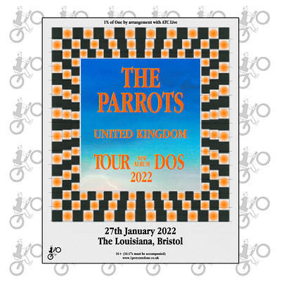 The Parrots at The Louisiana in Bristol