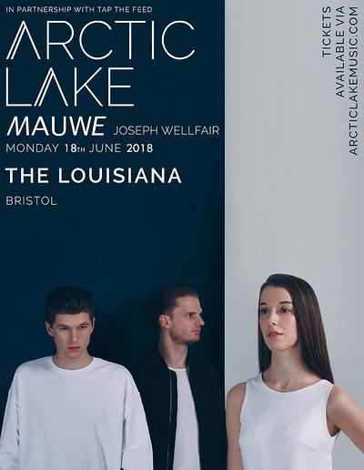 TTF Presents: Arctic Lake - The Louisiana at The Louisiana in Bristol