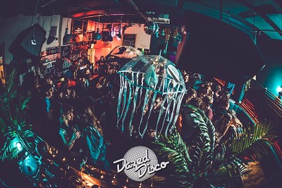 Dazed Disco Bristol: SOLD OUT [100 tickets OTD] at The Love Inn in Bristol