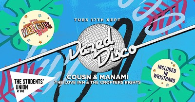 Dazed Disco: Stokes Croft Takeover ft. Cousn & Man at The Love Inn in Bristol