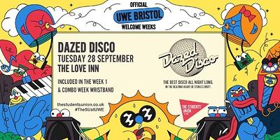 Dazed Disco at The Love Inn in Bristol
