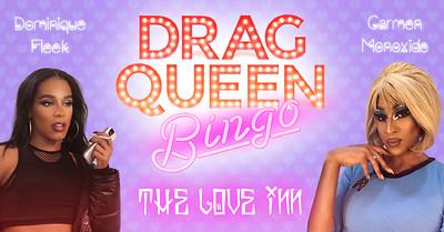 Drag Queen Bingo: Black & White Ball! at The Love Inn in Bristol