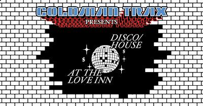 Goldman Trax Presents! at The Love Inn in Bristol