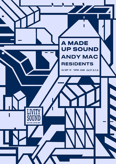 Livity Sound w/ A Made Up Sound & Andy Mac at The Love Inn in Bristol