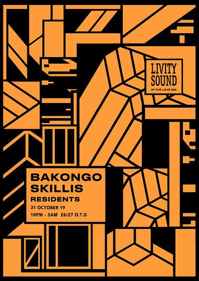 Livity Sound w/ Bakongo (Roska) at The Love Inn in Bristol