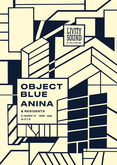 Livity Sound w/ object blue, Anina, Pev & Hodge at The Love Inn in Bristol